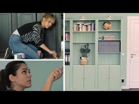 Neue Farbe muss her!!! #1 Nilams Wohnzimmer Make Over
