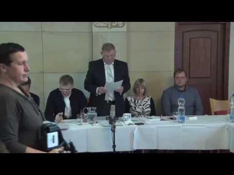 Zastupitelstvo města Hoštky 3. zasedání 27.3.2019