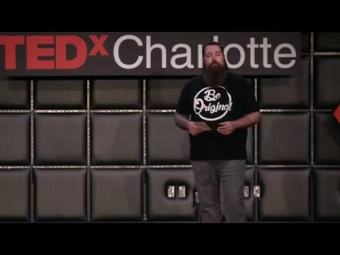 Creating Unique Expressions of Cultural Identity | Joel Tracey | TEDxCharlotte