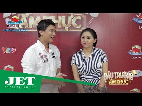 Vợ chồng Lê Thanh Thảo – Điền Trung không còn đồng lòng tại Đấu Trường Ẩm Thực