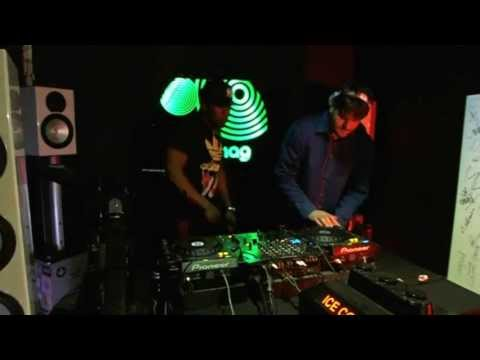 Rudimental and Gorgon City exclusive live DJ set in The Lab LDN