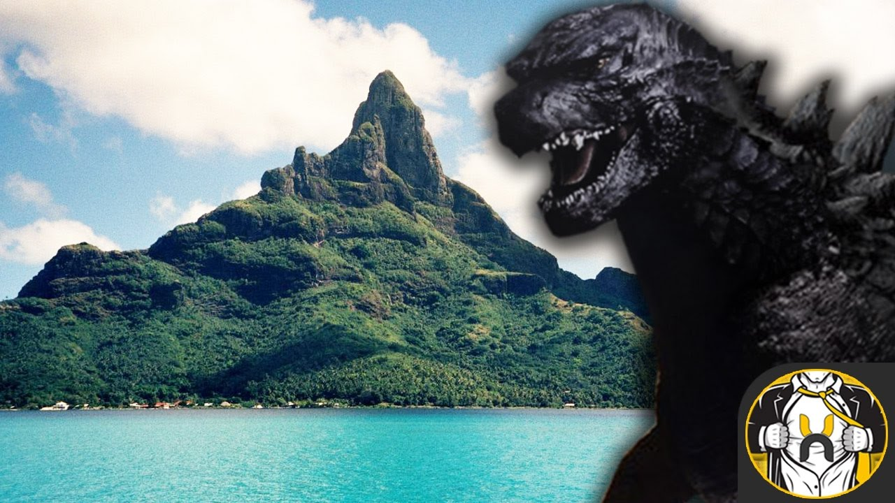 What is Monster Island? (Godzilla: King of the Monsters)