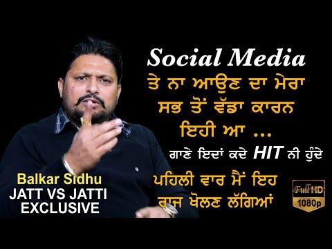 Balkar Sidhu | Jatt vs Jatti | Satrang Celebrity |Exclusive