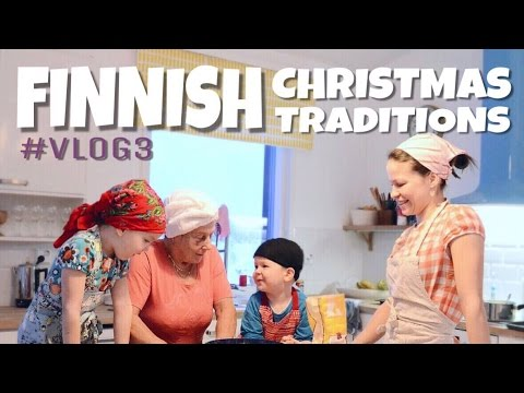 AU PAIR IN FINLAND - FINNISH CHRISTMAS TRADITIONS // GO #VLOG3 -