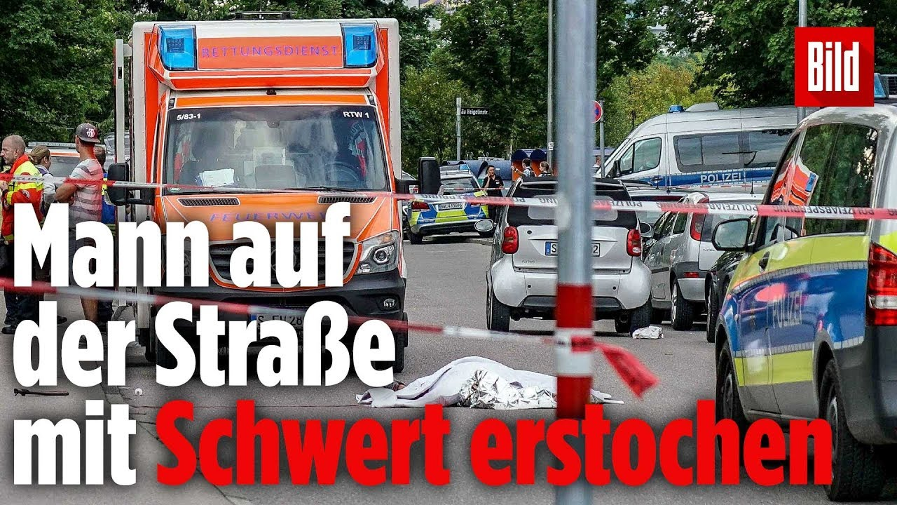Stuttgart Erstochen