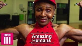 The 81-year-old Bodybuilder Who Inspires Others To Get Fit