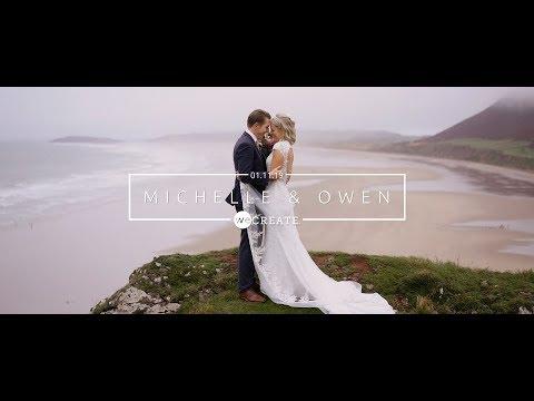Michelle & Owen Wedding Film | Oldwalls Gower