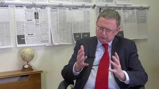 Михаил Делягин о свержении Путина