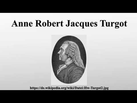 Anne Robert Jacques Turgot