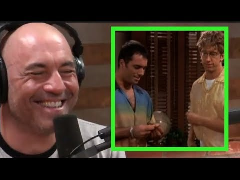 Joe Rogan on Working with Andy Dick on News Radio