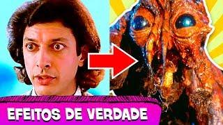 6 EFEITOS ESPECIAIS Feitos DE VERDADE!!! 😱🎬 - ft. Área Secreta