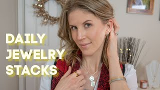 EASY EVERYDAY JEWELRY featuring CUFFED BY NANO and ASTRID AND MIYU | Kelly Marie Roach