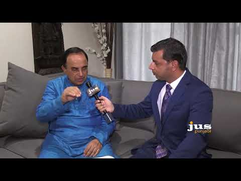 Subramanian Swamy talks about Sikhs and their contributions