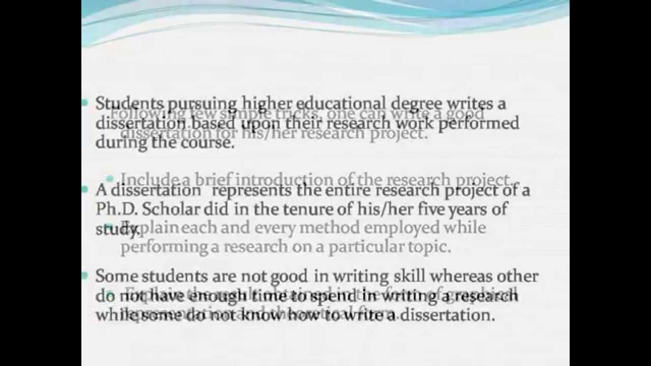 Youtube essay writing
