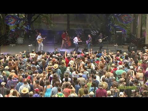 """The Infamous Stringdusters - """"Sirens"""" - 7/15/16 - Northwest String Summit, North Plains, OR"""