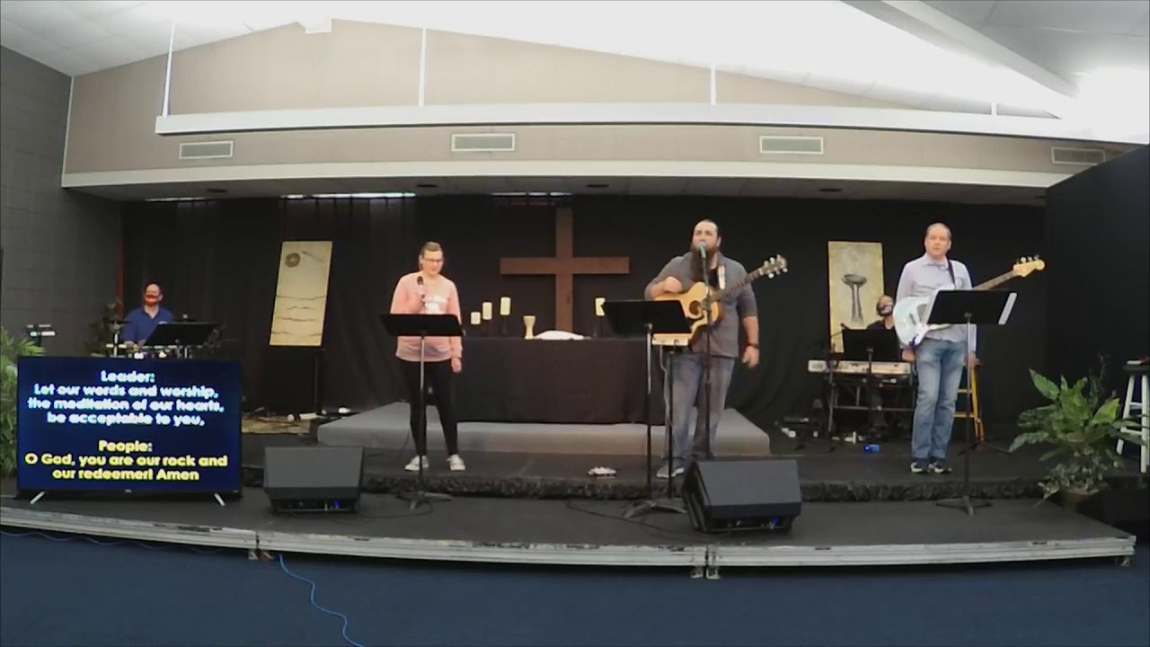 March 7, 2021: Contemporary Worship