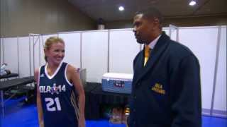 All-Star Weekend With Grant Hill and Kristen Ledlow on NBA Inside Stuff