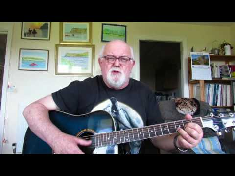 Guitar: Old Yeller (Including lyrics and chords)