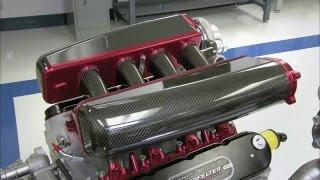 comment c est fait voitures de rve la supercar falcon f7