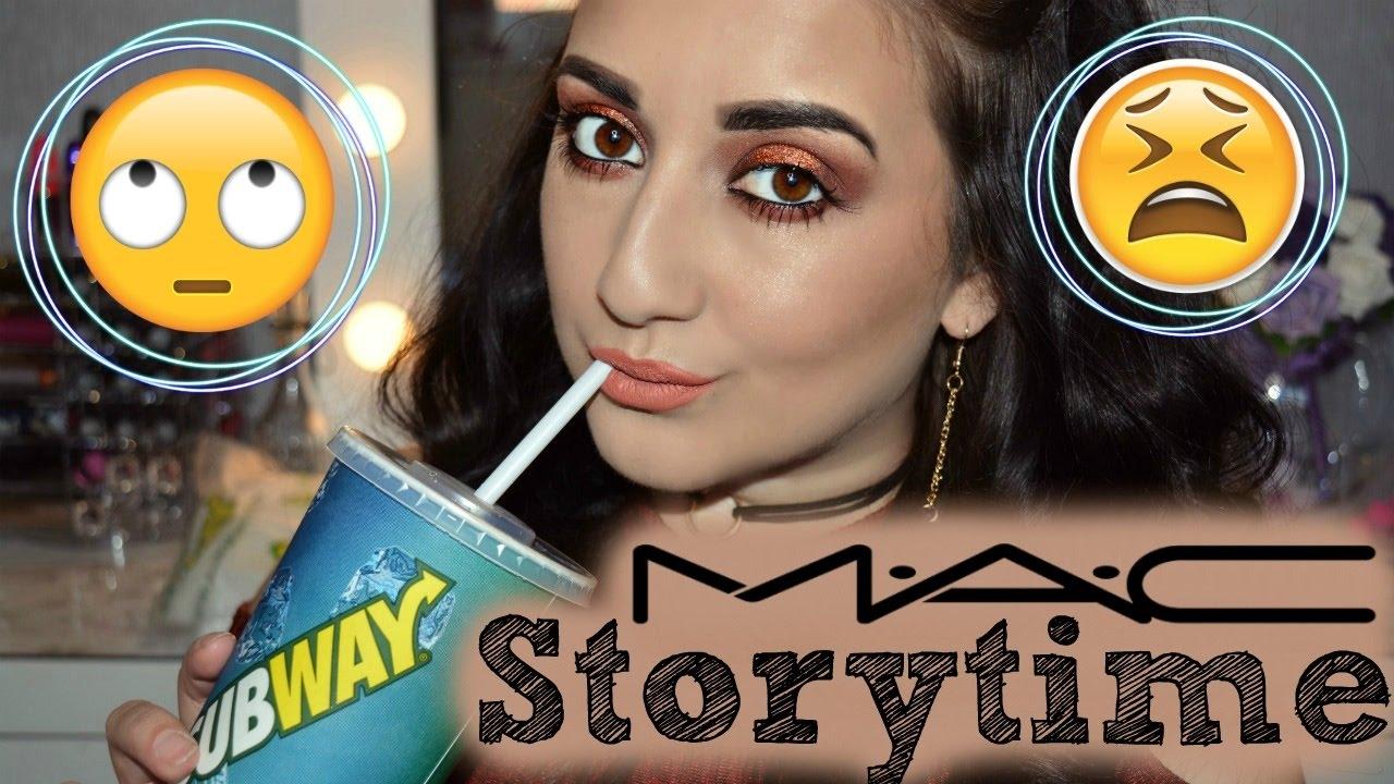 STORYTIME | Horrible MAC Customer Service - YouTube