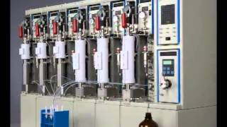 Pressurized Liquid Extraction System thumbnail