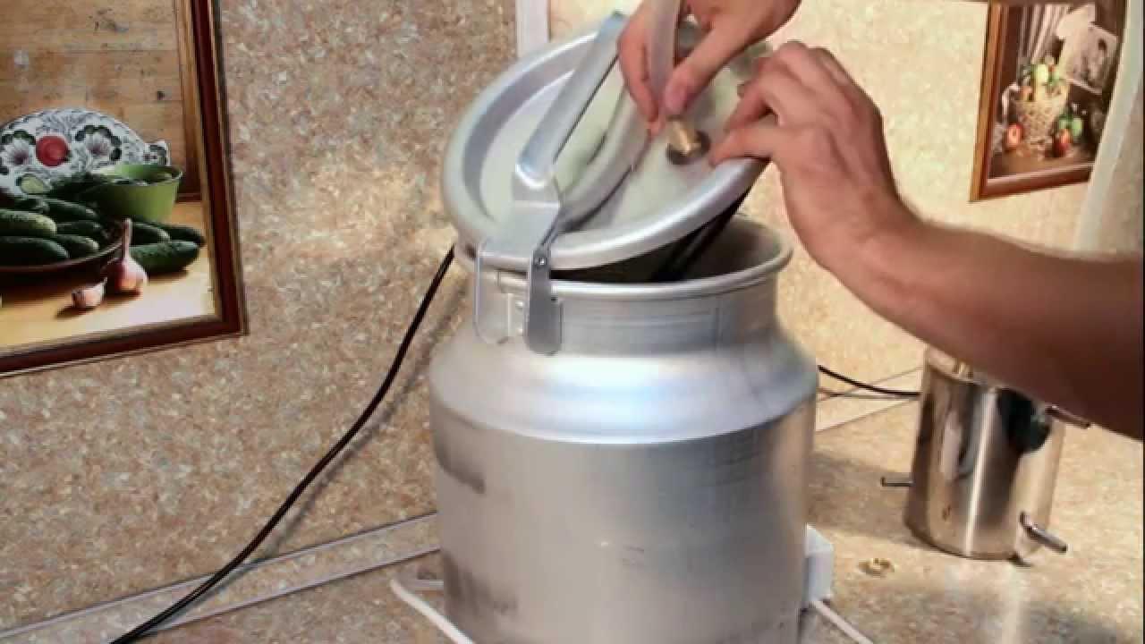 герметизация куба самогонного аппарата