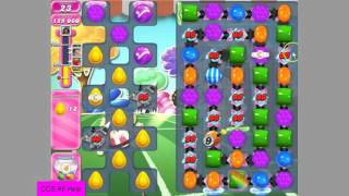 Candy Crush Saga Level 1437 NO BOOSTERS