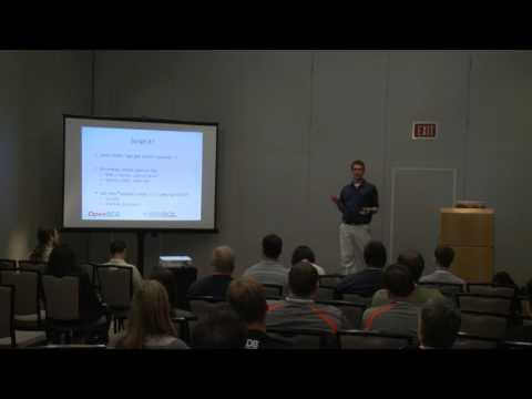 PostgreSQL DevOps with Chef & Puppet  Scott Mead