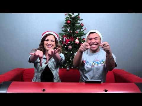 Tori the Red-Nosed Rudolph - [AJ Rafael x Tori Kelly] 2012 Christmas Series II | AJ Rafael