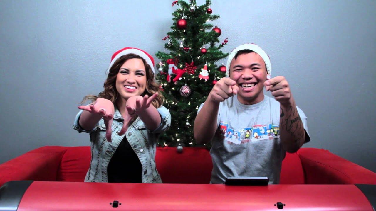 Tori the Red-Nosed Rudolph - [AJ Rafael x Tori Kelly] 2012 ...