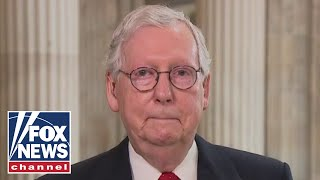McConnell blasts Dems: They don't have a mandate to introduce socialism