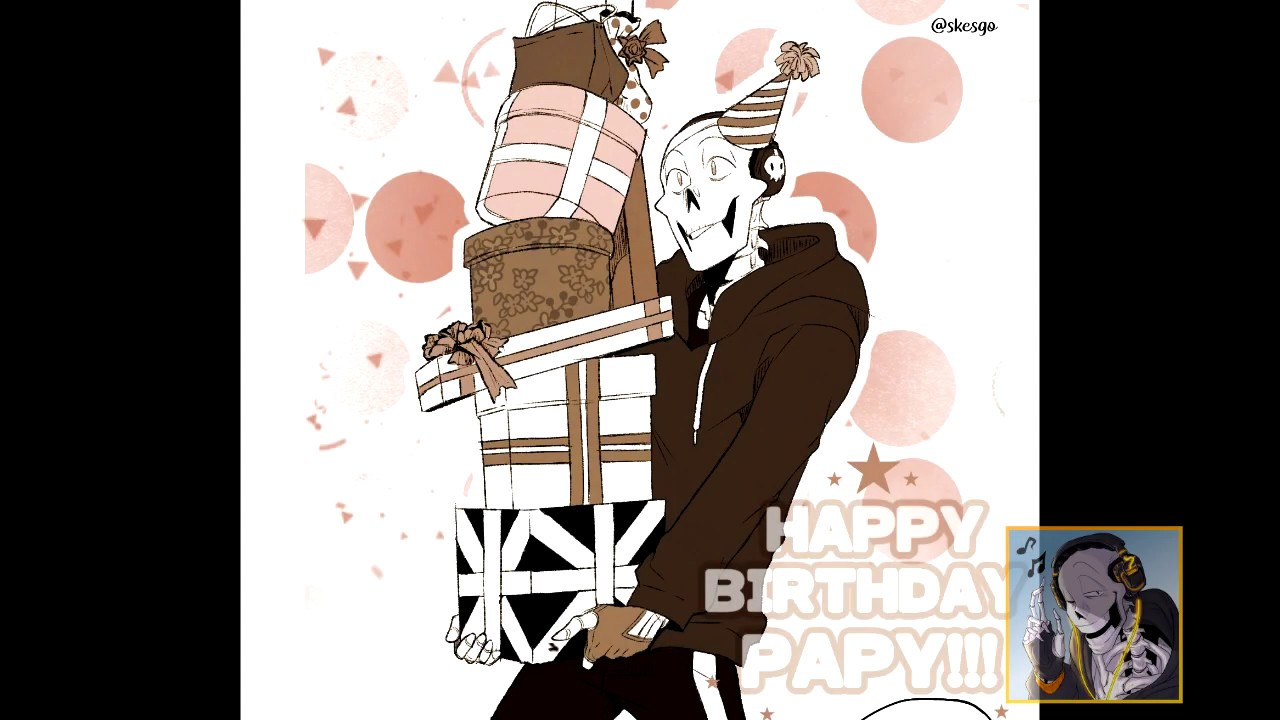 Birthday Gift/Dub for 6/14! Happy Birthday Swappy!