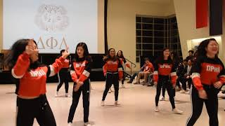 UC DPhiL - Stroll For The Kids 2019 Performance