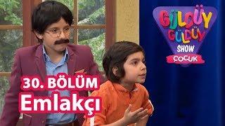 Güldüy Güldüy Show Çocuk 30. Bölüm   Emlakçı