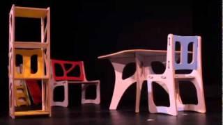 Gypsy Modular Tool-less Furniture