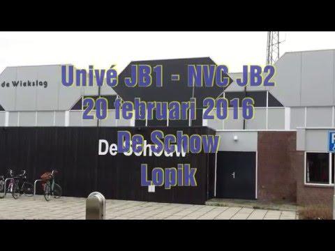 Univé LVV JB 1  -  telecombinatie NVC JB 2