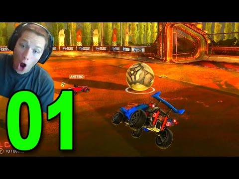 ROCKET LEAGUE - Part 1 - THIS GAME IS AWESOME! (Let's Play / Multiplayer Gameplay)