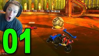 ROCKET LEAGUE - Part 1 - THIS GAME IS AWESOME! (Let
