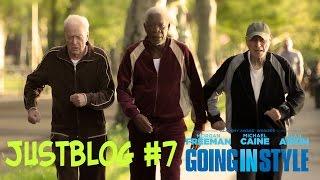 JustBlog #7 (Уйти красиво)