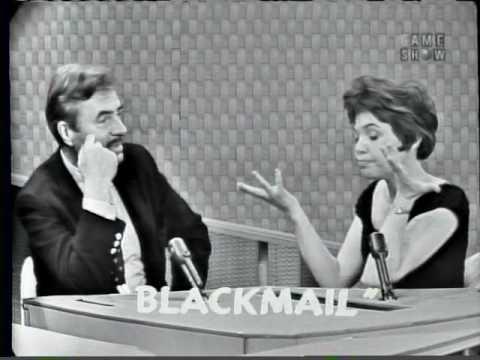 PASSWORD 1962-03-27 Jane Fonda & James Mason