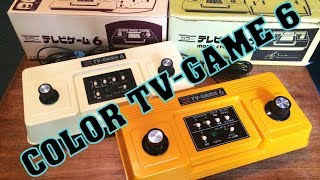 34 - Nintendo Color TV Game 6 - Recensione Console