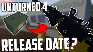 Unturned 4 RELEASE SOON! New ATTACHMENTS & AMMO (Unturned 4 Devlog #005)
