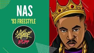 NAS - Stretch Armstrong & Bobbito Show Freestyle 1993 | Hip Hop $TUFF