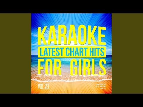 Do It Like A Dude (Acoustic) (In The Style Of Jessie J) (Karaoke Version)