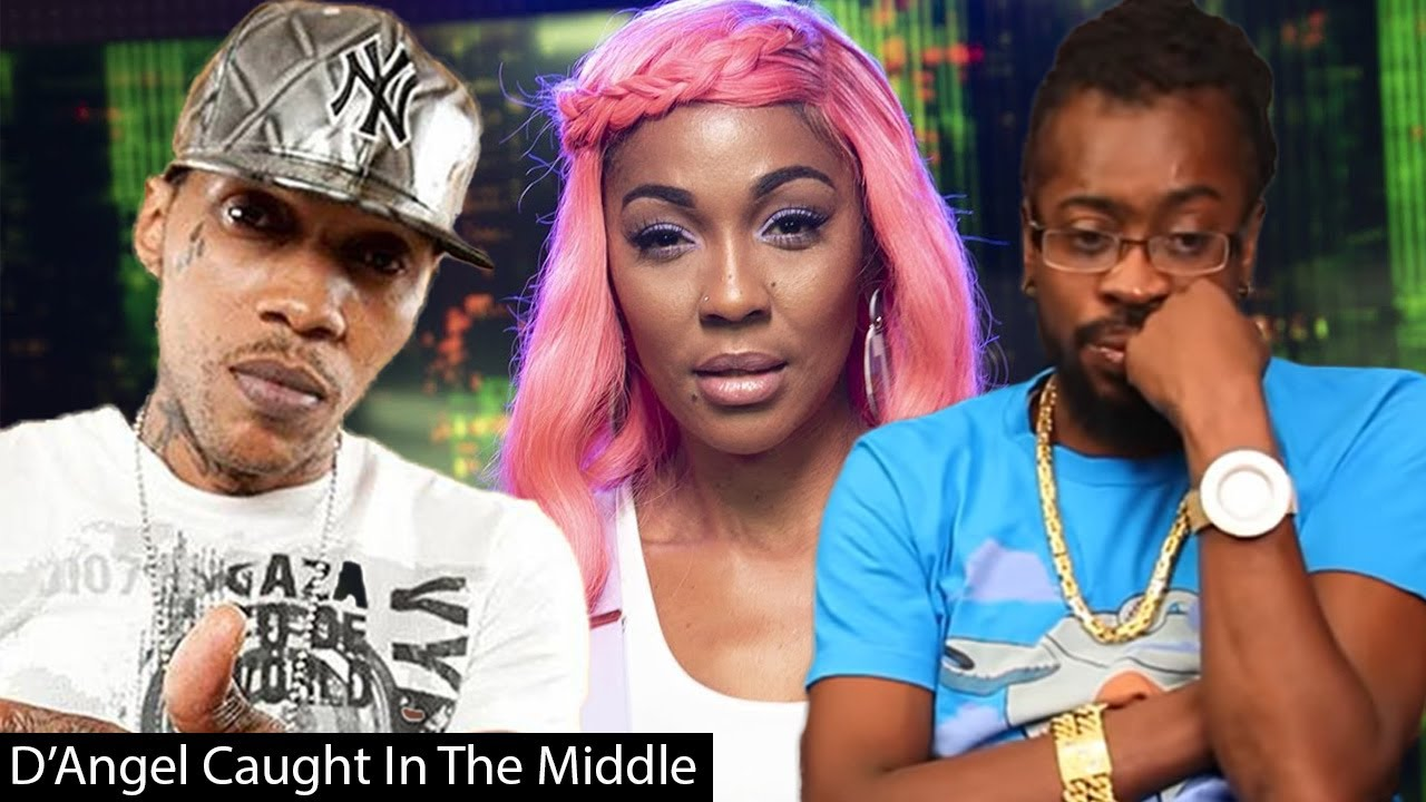 D'Angel Give Vybz Kartel Piece & Make Beenie Cry According To This Person | MBR Presents New Riddim