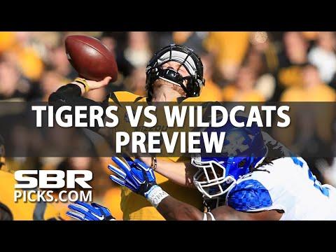 College Football Picks   Missouri Tigers vs Kentucky Wildcats