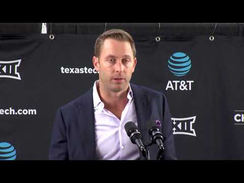 Nick Camino - Kingsbury leaves USC, named Cardinals head coach
