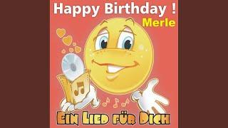Happy Birthday ! Das rheinische Geburtstagslied für Merle
