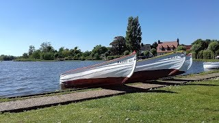 THORPENESS AND LEISTON DAY WALK (27/5/17)