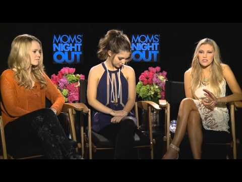 Moms' Night Out- EWTN talks to 3 actresses from film